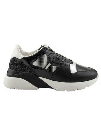 Hogan Mesh Sporty Sneakers