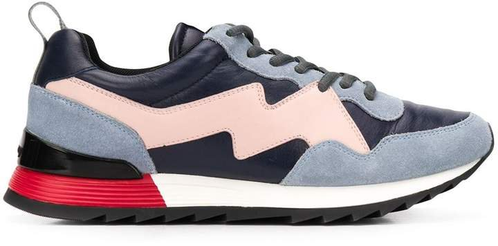 MY-1 Lace-up soft trainers
