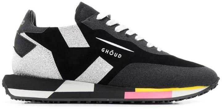 Ghoud glitter detail sneakers