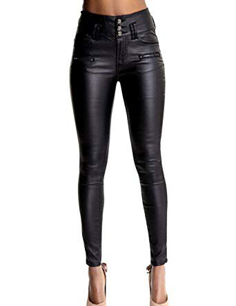 black leather pants - Google Search