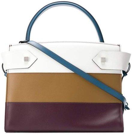 Manurina structured tote bag