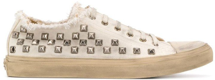 Bedford studded sneakers