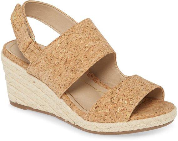 Brooke Wedge Sandal