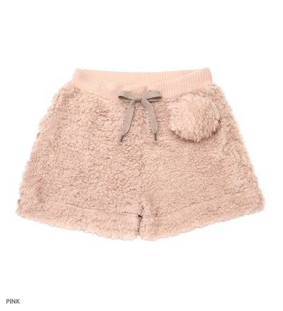 BUNNY HUG short pants Katie Official Web Store