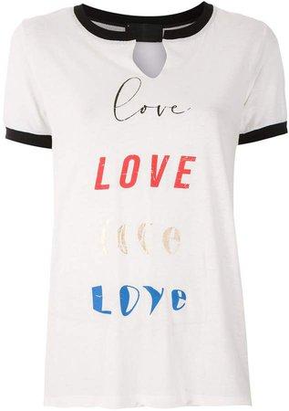 Andrea Bogosian Refyl printed T-shirt