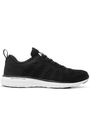 APL Athletic Propulsion Labs   TechLoom Pro mesh sneakers   NET-A-PORTER.COM