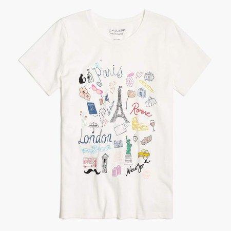 Destination T-shirt