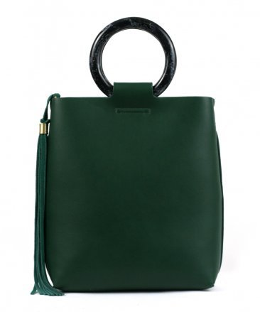 Fashionville.com - Handbags - Street Level Mini Tote with Ring Handle