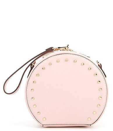 Gianni Bini Circle Hat Box Studs Cross-Body Bag | Dillard's