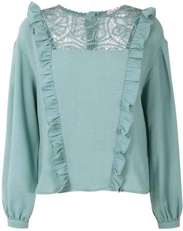 Renascenca long sleeved blouse
