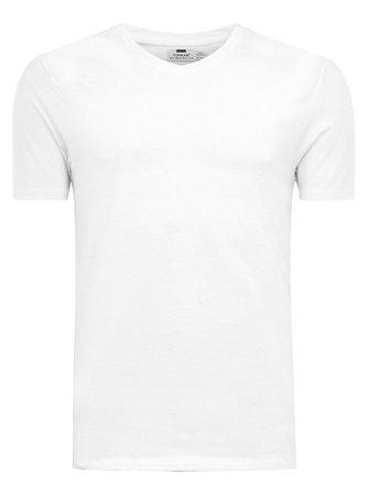 Classic White Ultra Muscle T-Shirt - TOPMAN USA