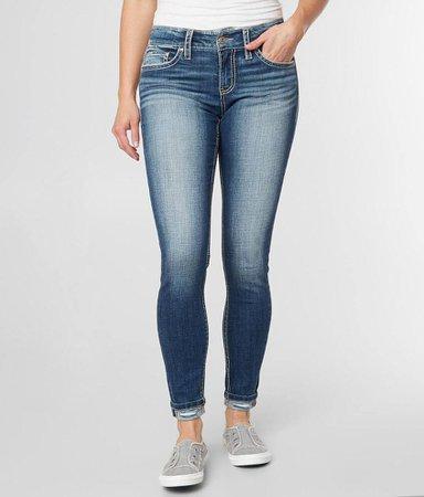 Daytrip Virgo Ankle Skinny Stretch Jean - Women's Jeans in Medium 180   Buckle