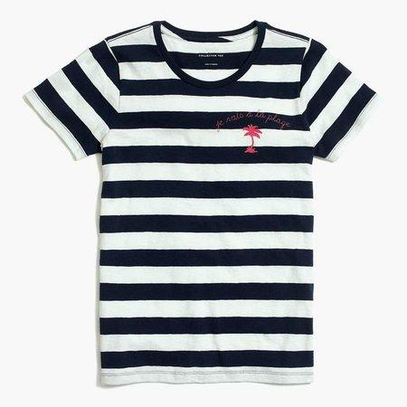 La plage T-shirt