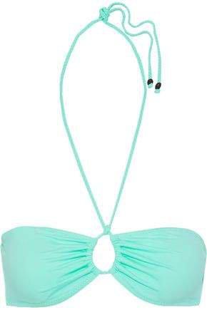 Cutout Bandeau Bikini Top