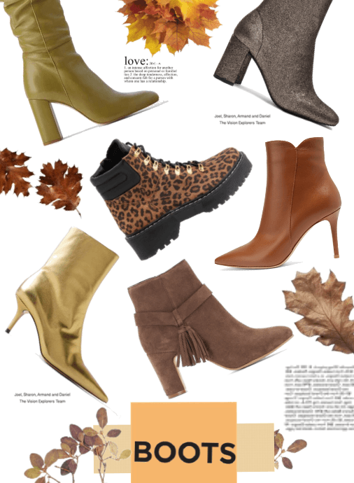 Fall Trend  : Boots