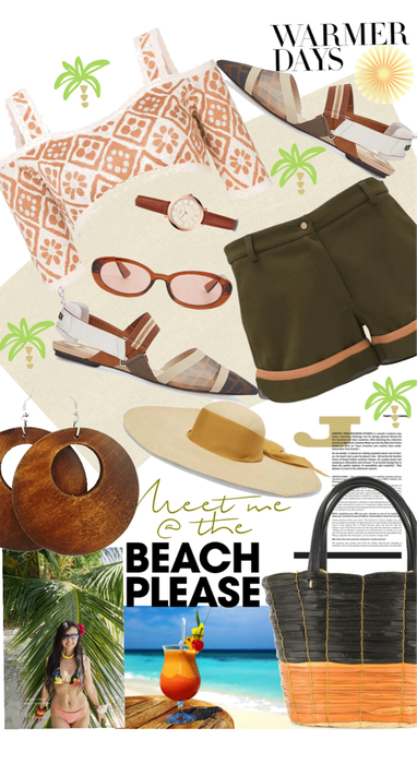 Meet me @ the Beach Please☀️