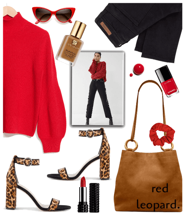Red Leopard.