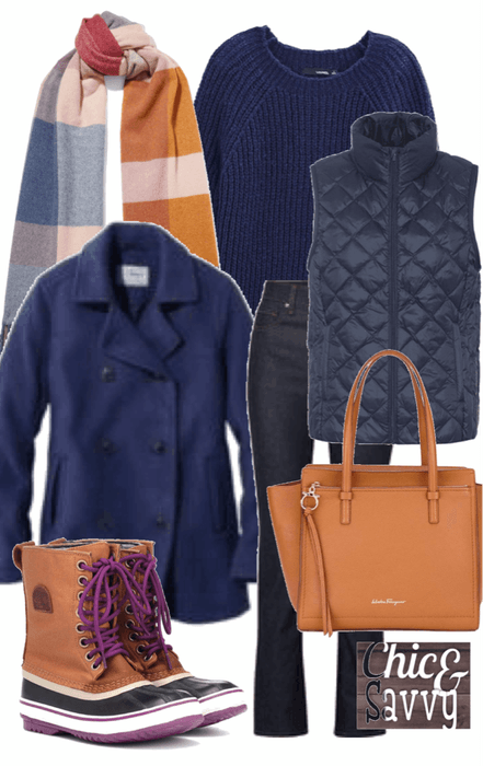 cold weather layers
