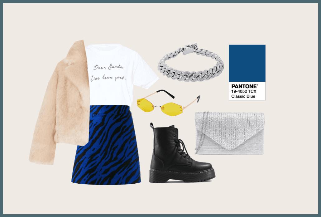 Color Panton 2020 Classic Blue