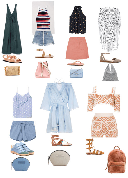 summer/beach collection