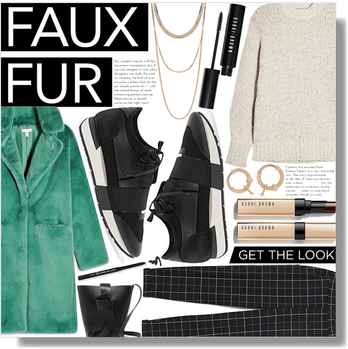 faux fur moment