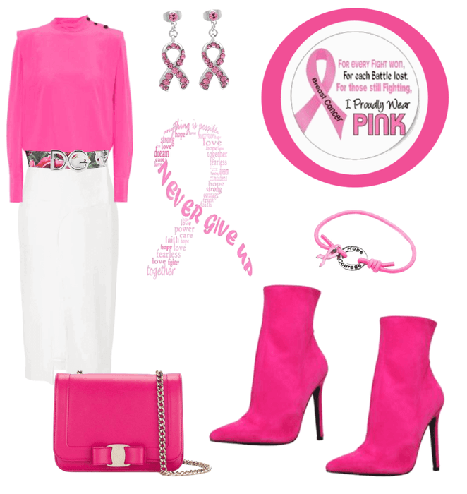 I wear pink for all women