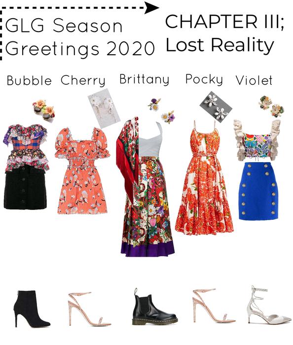 GLG|Season Greetings 2020|Chapter III; Lost Reality