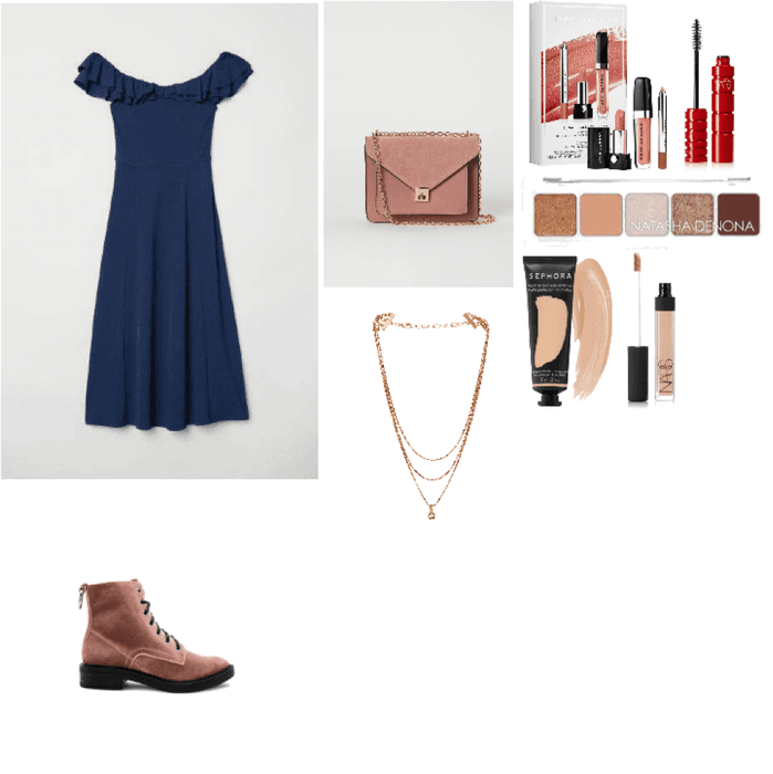 dress and outfit