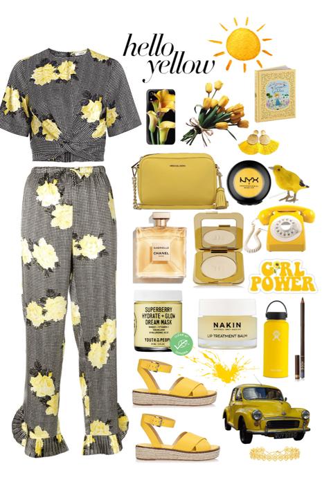 Yellow Summer