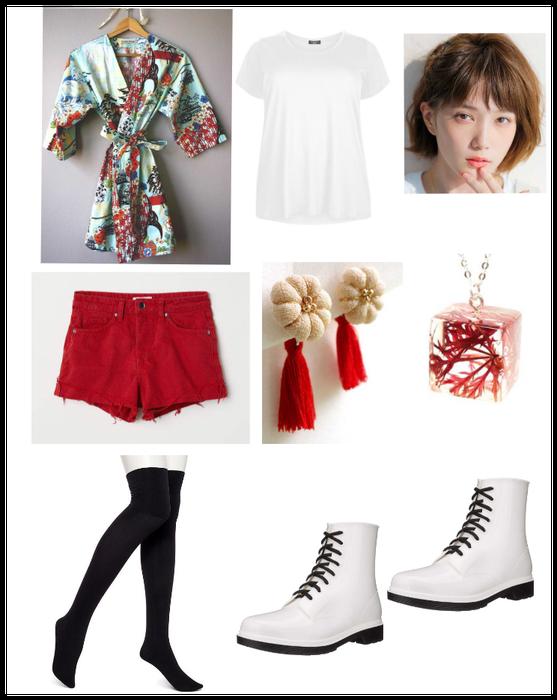 Noriko Yoshida (Outfit 2)