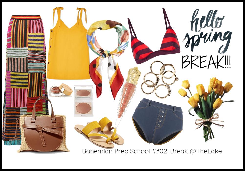 Bohemian Prep School #302: Break @ The Lake