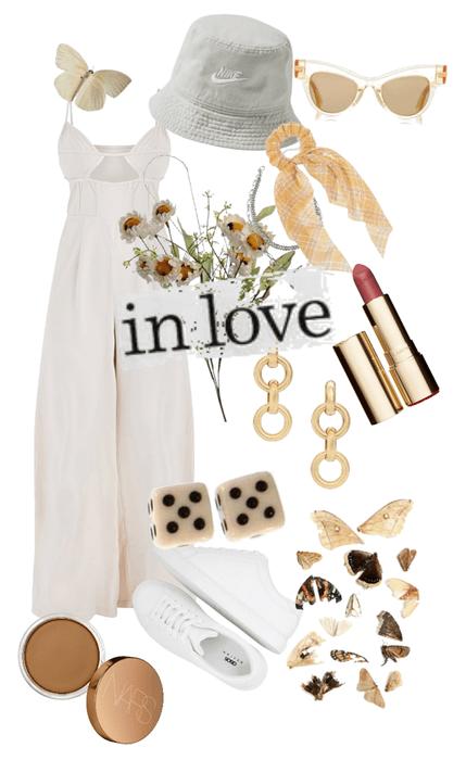 in love picnic