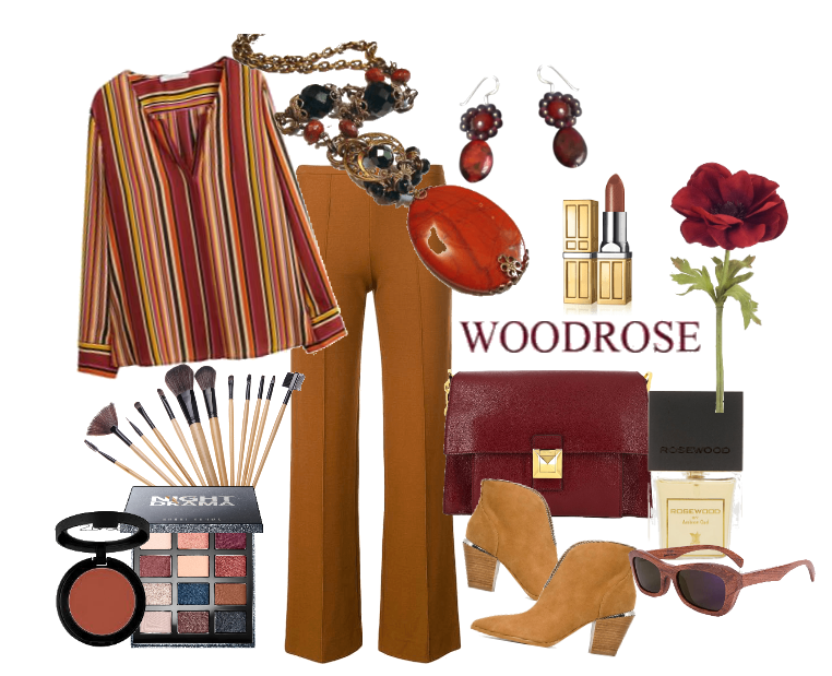 Woodrose Outfit