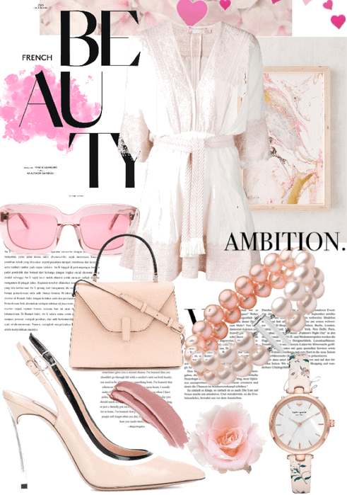 Pink ambition