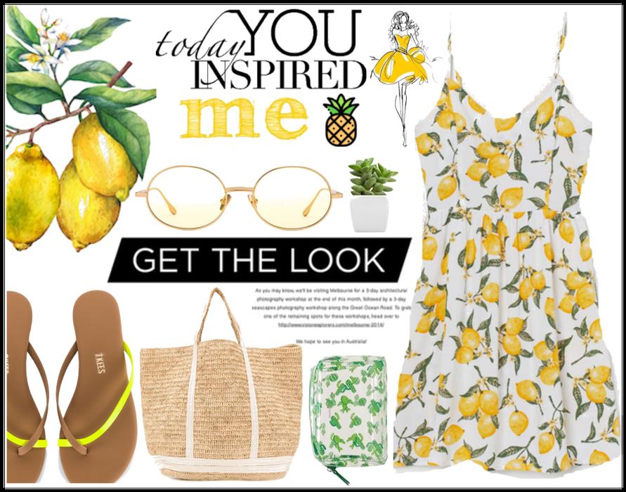 lemon summer style