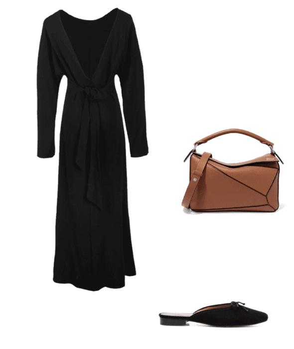 Black minimalistic