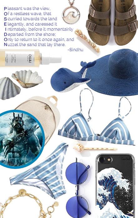 Greek Mythology: Poseidon 🌊